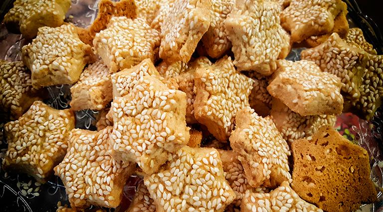 galletas de mantequilla, butter cookies