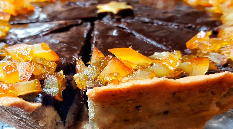 Pastel de chocolate, chocolat cake